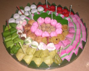 Kue Tampah Catering Jakarta